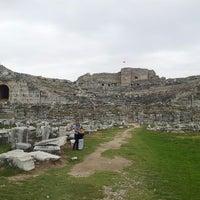 5/4/2014 tarihinde Evren A.ziyaretçi tarafından Milet'de çekilen fotoğraf