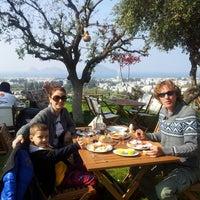 Photo taken at Manzara Restaurant by Evren A. on 11/3/2013