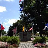 Photo taken at Tallmadge Veterans Memorial by Kristopher W. on 9/1/2013
