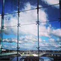 Photo taken at Canberra International Airport (CBR) by Kris & Alex Moskov on 7/4/2013