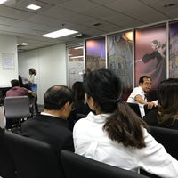 Photo taken at VFS - Joint Visa Application Centre (Austria   Croatia   Czech Republic   Italy   Singapore   Spain) by Somboon A. on 12/2/2016