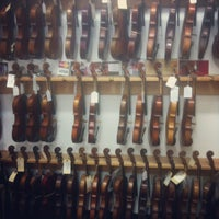 Photo taken at Gold Violin Shop by Emilio A. on 2/11/2013
