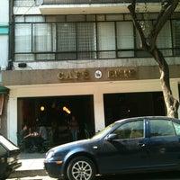 Photo taken at Café Emir by Jorge P. on 2/2/2013