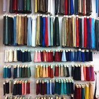 Photo taken at PA Fabric Outlet by Kate M. on 3/26/2014