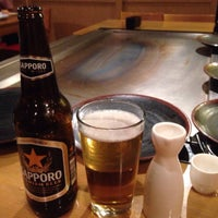 Photo taken at Mr. An's Teppan Steak & Seafood Sushi Bar by Andrew C. on 11/8/2014