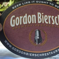 Photo taken at Gordon Biersch Brewery Restaurant by Pipelaya E. on 10/24/2012