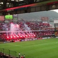 Foto tomada en Estadio Nemesio Diez por Jimmy T. el 4/28/2013