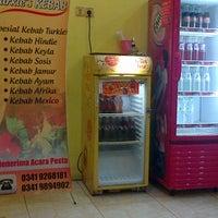 Photo taken at Kebab Mama Keyla by Preketek on 1/9/2013