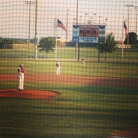 Photo taken at Veterans Field At Texas Star by Cathy N. on 7/8/2013