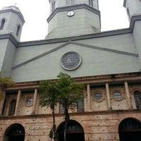 Photo taken at Catedral de Nuestra Señora de la Pobreza de Pereira by Edwin N. on 11/11/2012