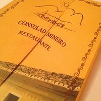 Foto tirada no(a) Consulado Mineiro por Gilberto V. em 2/11/2013