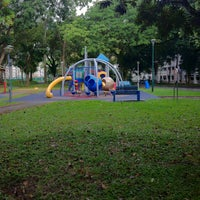 Photo taken at Tampines North Park by Wilton S. on 5/5/2013