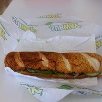 Photo taken at Subway by Marco M. on 10/26/2012