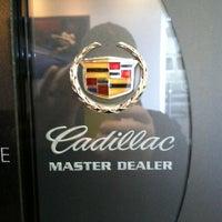 Photo taken at Cadillac of Bentonville by Kem H. on 3/6/2013