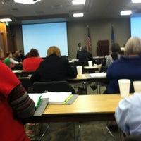 Photo taken at Oklahoma Bar Association by Jeff W. on 11/30/2012