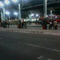Photo taken at Terminal de Integração Cohab/Cohatrac by Nathan S. on 10/27/2012