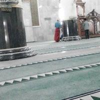 Photo taken at Masjid Agung Kauman by lilik s. on 7/23/2014