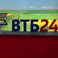 Снимок сделан в ВТБ24 пользователем Танюшка 11/26/2012