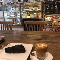 7/3/2018 tarihinde Weam A.ziyaretçi tarafından Blum Coffee House'de çekilen fotoğraf