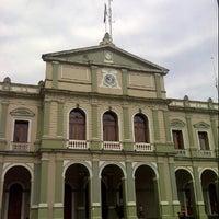 Photo taken at Palacio Municipal by Enrique E. M. on 11/3/2012