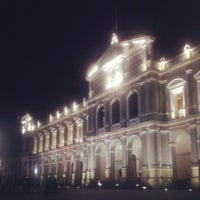 Photo taken at Palacio Municipal by Enrique E. M. on 4/24/2013