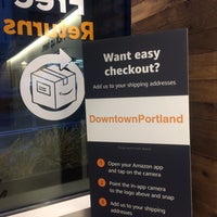 Photo taken at Amazon@Downtown Portland by MG a. on 1/19/2018