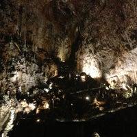 Foto scattata a Grotta Gigante da Brie S. il 8/14/2013