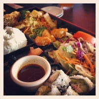 Photo taken at Sushi Deli 1 by Jasin D. on 10/23/2012