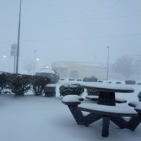 Photo taken at Caribou Coffee by keith k. on 2/21/2013