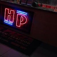 Photo taken at Happy's Pizza by Zak H. on 6/29/2015