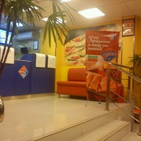 Photo taken at Domino's Pizza by Yeheshan d. on 11/11/2012