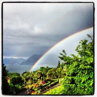 Photo taken at Lungolago di Stresa by Mirko R. on 5/19/2013