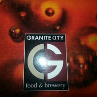 Photo taken at Granite City Food & Brewery by Corey M. on 10/23/2012