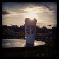 Photo taken at Starbucks by Michael P. on 9/22/2012