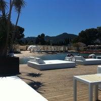 Photo taken at B-long Beach & Restaurant by Banu T. on 9/7/2013