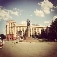 Foto scattata a Площа Героїв Майдану / Heroes of Maidan square da Nick N. il 6/14/2013