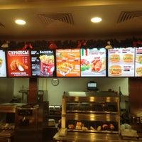 Photo taken at KFC by Nick N. on 1/11/2013