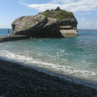 Photo taken at Adriatic Sea by Ольга П. on 9/18/2013