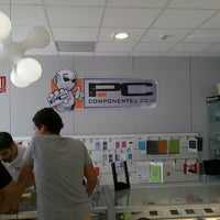 Photo taken at PCComponentes by Ginés A. on 10/4/2013