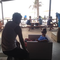 Photo taken at Angulo Beach Club by Jasna B. on 1/10/2014