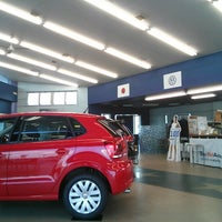 Photo taken at Volkswagen盛岡 by マッサ on 2/9/2013