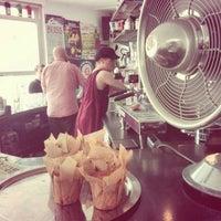 Photo taken at King Kong Coffee by Bob v. on 6/18/2013