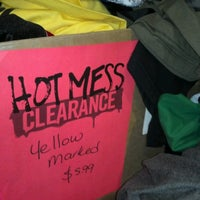 Photo taken at Hot Topic by Will R. on 12/28/2012