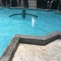 Photo taken at Qajar Bath | حمام و موزه قجر by Mreza A. on 4/28/2017
