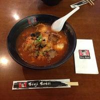 Photo taken at Shuji Sushi by Akira H. on 12/16/2014