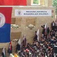 Photo taken at Bilkent University by Sinem Ç. on 6/15/2013