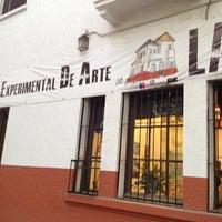 Photo taken at La Casa Rodante. Centro Experimental de Arte. by Camila C. on 10/26/2013