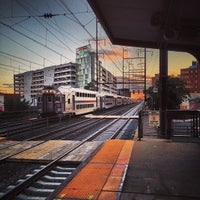 Photo taken at NJT - New Brunswick Station (NEC) by Iris L. on 9/22/2013