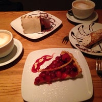 Photo taken at Pastiche Fine Desserts & Café by Iris L. on 11/29/2013