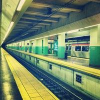 Photo taken at SEPTA Suburban Station by Iris L. on 9/10/2013